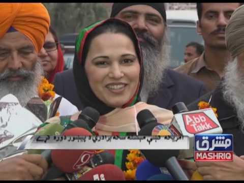Sikh delegation from Us visit Peshawar