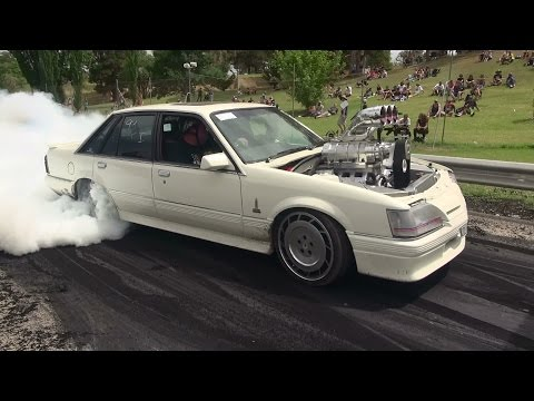 KILLA-K BLOWN COMMODORE AT KANDOS 2016