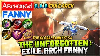 The Unforgotten : Exile.Arch Fanny [ Top Global Fanny S3 S4 ] Ꭺʀcнαnɢel Fanny Mobile Legends