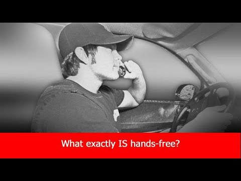 What Exactly Does Hands Free Mean Youtube