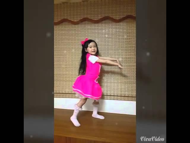"""【momo飛到歡樂谷】mv舞蹈大賽-cover by""""林方茵"""")"""