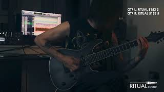 Ritual Studio EVH-5150III Kemper Studio Profiles | Osiah - The March(Guitar Playthrough)