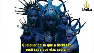 Nicki Minaj - Hard White [Legendado/PT/BR]