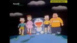 Canción de Doraemon al revés mira mira las flores