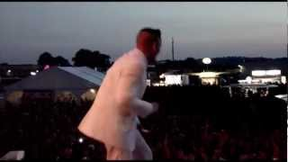 AND ONE - Military Fashion Show [Live@Mera Luna] HD
