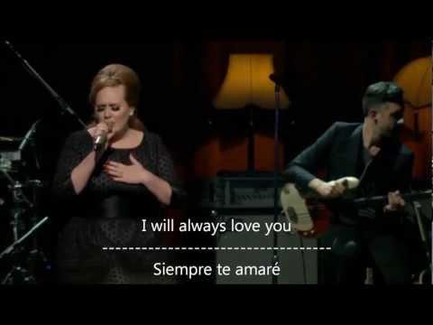 LovesongAdele subtitulos en español e ingleswmv