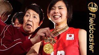 <メイキング&インタビュー>東京2020オリンピック「よみがえる東洋の魔女」篇