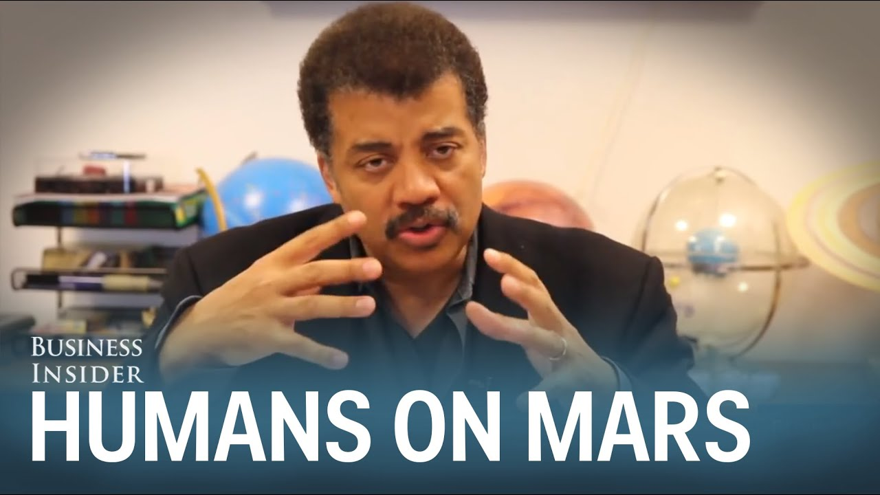 Neil deGrasse Tyson Doesn't Think Elon Musk's SpaceX Will Put Humans On Mars