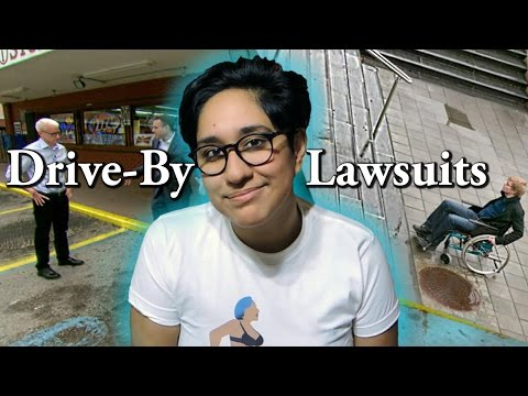 Drive-By Lawsuits [CC]