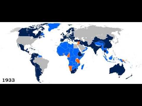 NATO member states animation