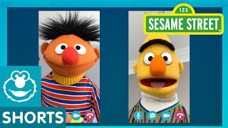 Sesame Street: Bert and Ernie Share Jokes | #CaringForEachOther