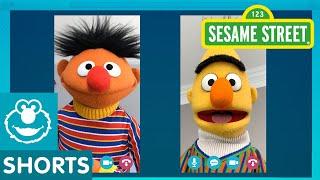 Sesame Street: Bert and Ernie Share Jokes | #CaringForEachOther