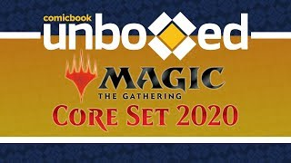Magic: The Gathering Core Set 2020 - UNBOXED