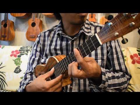 NEW/ASTURIAS SOLO UKULELE AAAA KOA@ukuleleshoptantan