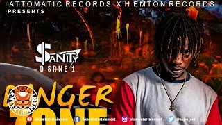 Sanity DSane1 - Danger Zone [1 Option Riddim] May 2019