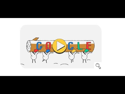 3103ef95fd1f Doodle Snow Games - Day 15 Google Doodle - YouTube