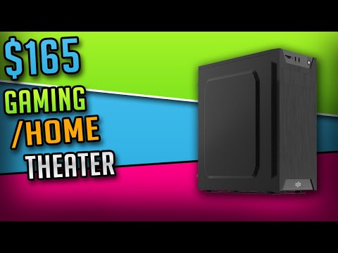 Budget Home Theater / Gaming PC build and Benchmark AAA tiles