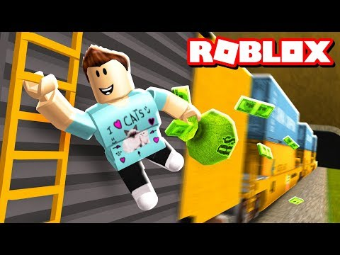 JAILBREAK TRAIN HEIST!! | Roblox Jailbreak Update