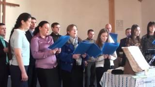 12 марта 2016 Урок СШ, Хор, Молитвенный