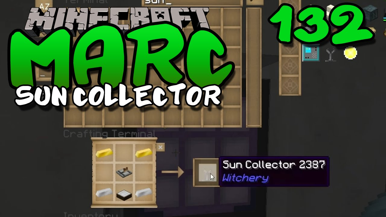 SUN COLLECTOR | Minecraft MARC #132 | baastiZockt