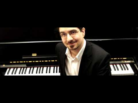 Beispiel: Pianist Alexander Nagel - Imagine (piano instrumental / cover), Video: Alexander Nagel - Pianist & Keyboarder.