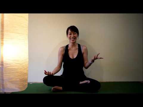 All Yoga Taiwan師資訓練  畢業者感言 Olivia