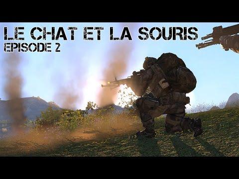 ARMA 3 - Le Chat et la Souris #2 [FR]