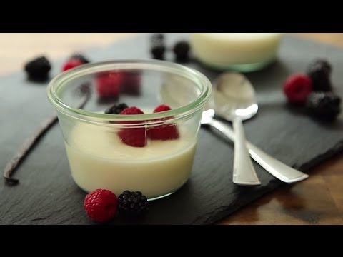 How to Make Homemade Vanilla Pudding | Pudding Recipes | AllRecipes