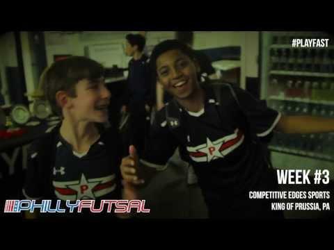 Philly Futsal - King Of Prussia, Pa - Week 3