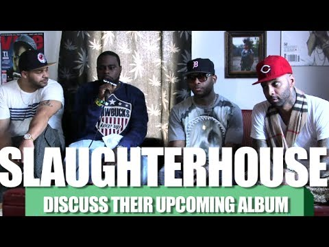 Slaughterhouse Says 'Glass House' Album Will Be Its Most Personal