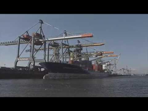 """Visions Olympics 2010 - 2nd Award - """"River-Sea Shipping"""""""