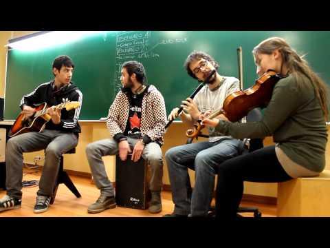 Grupo Folk [1]. Santa Cecilia 2012. Musicología UVa