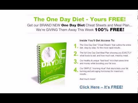 How to Get Skinny Fast: Simple Diet Plan for Men and Women - YouTube