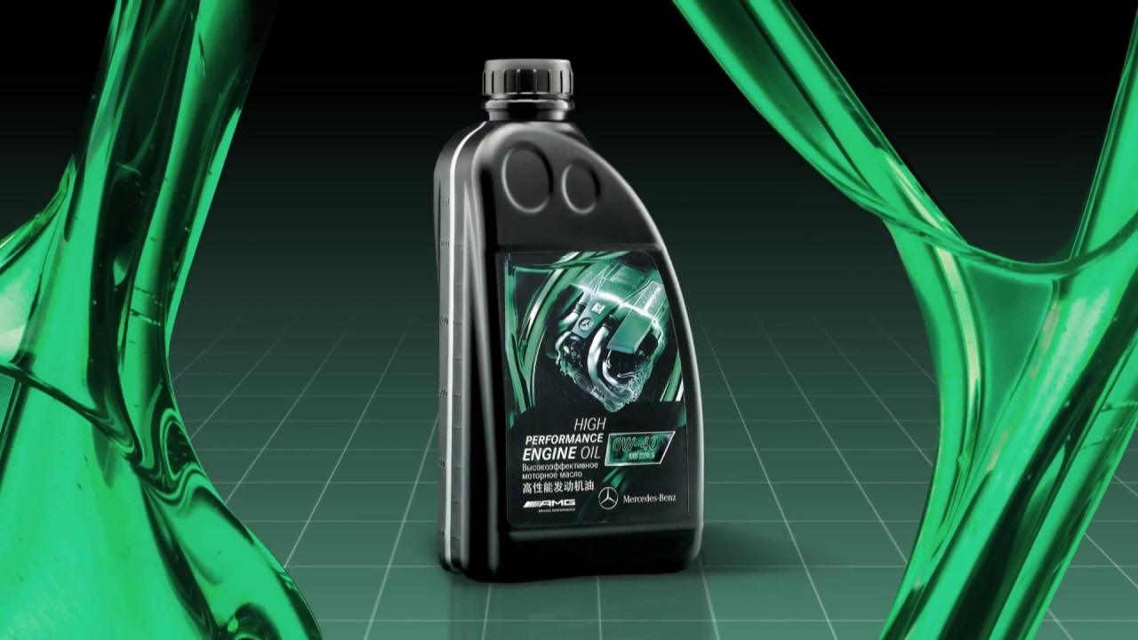 mercedes-amg engine oil - youtube