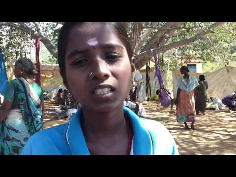 Demanding to break the caste wall built by Paraiyars Part 1