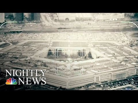 The Pentagon Prepares Pre-Emptive Strike Plan For North Korea | NBC Nightly News
