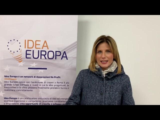Corso Fondi Europei - Europrogettazione - Idea Europa