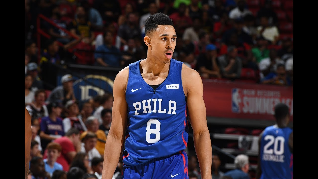 Zhaire Smith Could Be Key Contributor For 76ers | Top Plays 2019 NBA Summer League