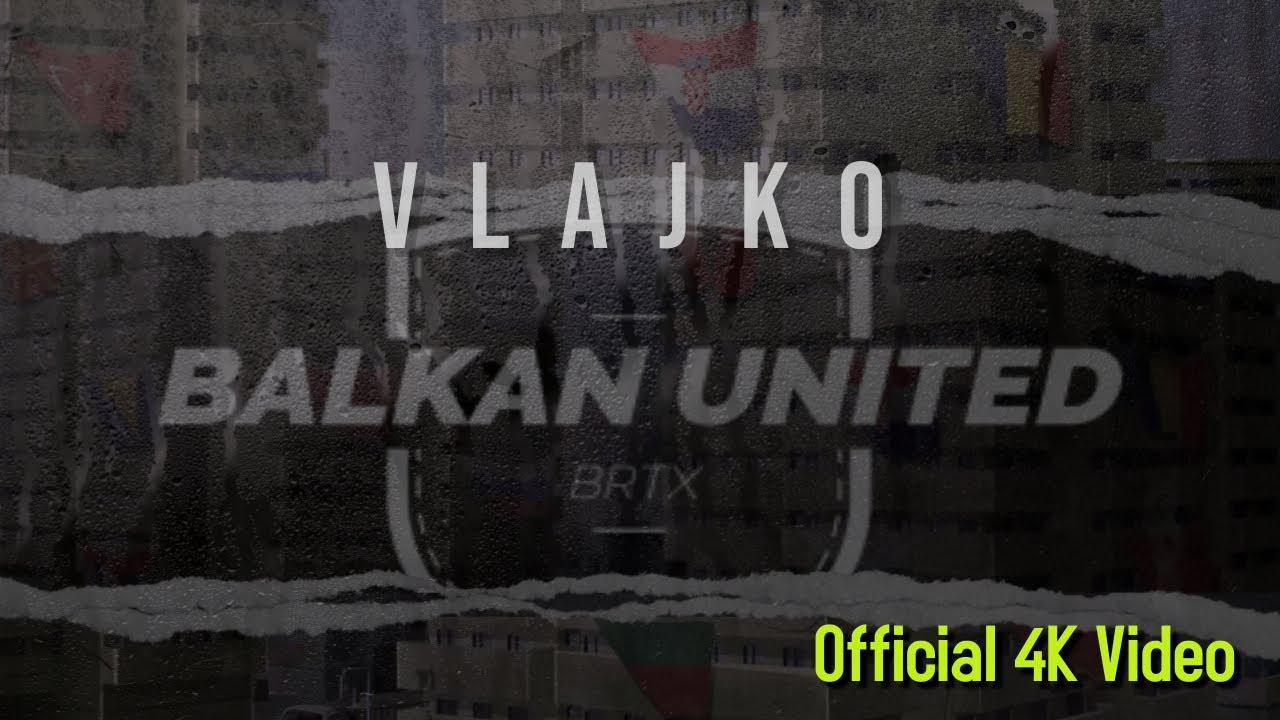 BRTX - BALKAN UNITED (Official 4K Video) [prod. THUNDER BEATS]