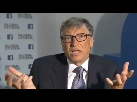 Bill Gates About Britain Spend too Much Money on Foreign Aid