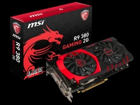 Installing MSI R9 380 into a Mac Pro Mid 2012