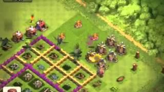 Clash of clans Laatste aanvallen laten zien