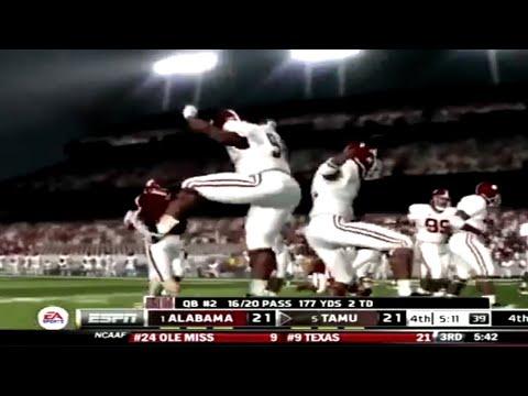 Alabama Crimson Tide Live Streaming NCAA Football Vs. Texas A&M
