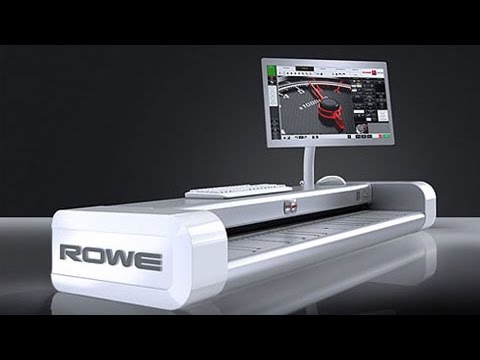 ROWE Scan 650i - English
