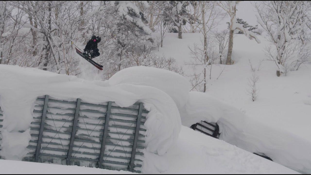 Ski Touring Japan With Alexander Glavatsky-Yeadon