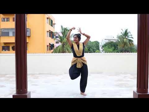 Shiva Tandava Stotram - Classical Dance - Bharatanatyam