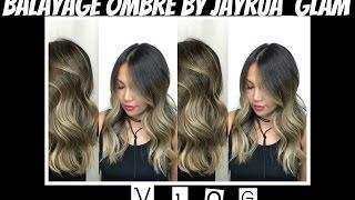 Got My Hair Done by JayRua_Glam Balayage Ombré  DITL 53