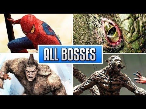 The Amazing Spider-Man (Новый Человек-Паук) Все Боссы и Концовка