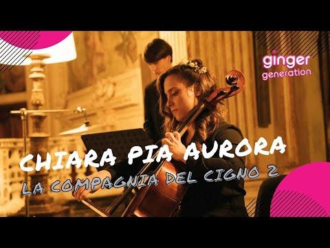 La Compagnia del Cigno 2 - Chiara Pia Aurora parla della relazione tra Sofia e Matteo
