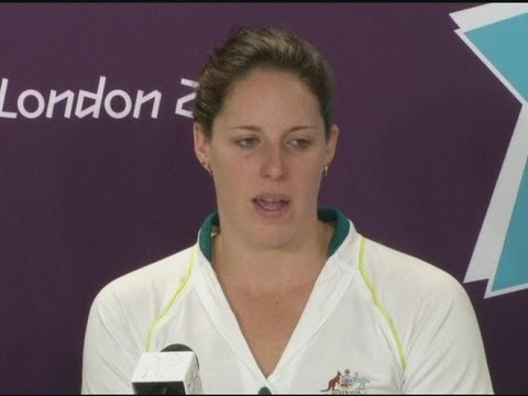 Olympics 2012: Australian silver medalist Alicia Coutts says she feels for Ye Shiwen